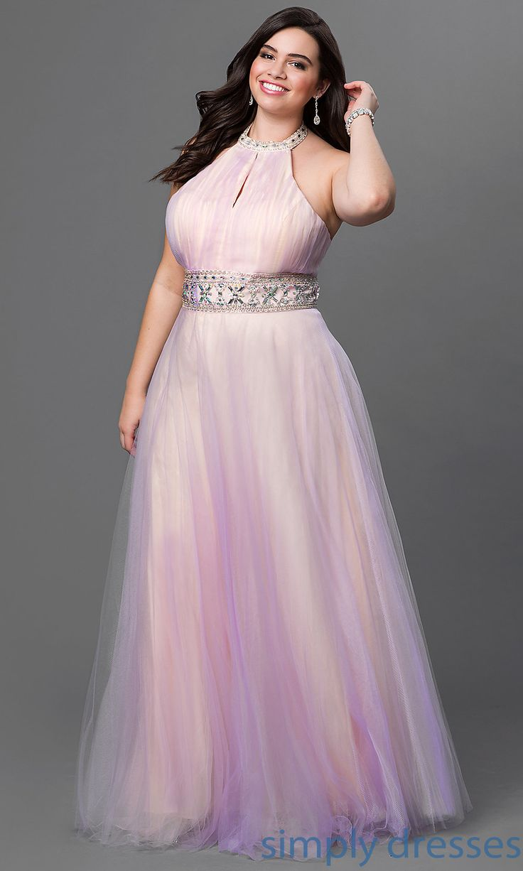20 Hottest Prom Dresses 2017-18 For Plus Size Curvy ...