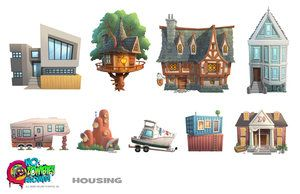 NZA! Housing by ~petura on deviantART