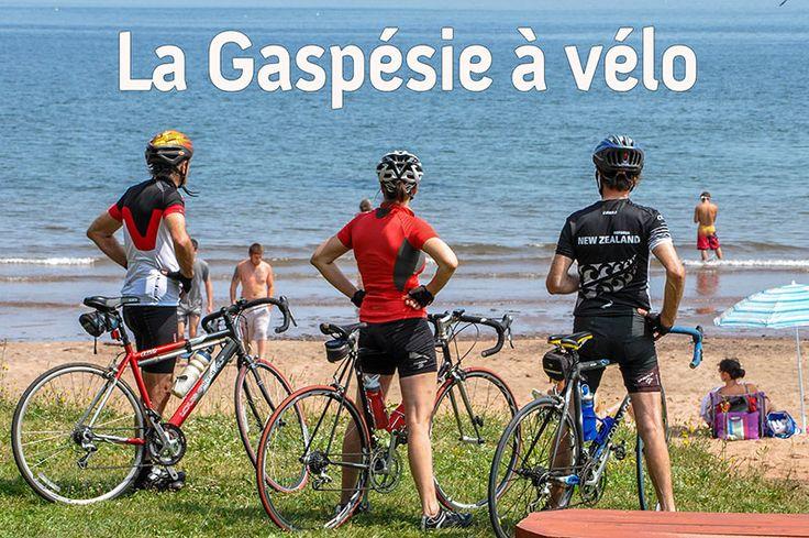 La Gaspésie à vélo