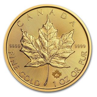 This Is For You!: SPECIAL PRICE! 2017 Canada 1 oz Gold Maple Leaf Co...