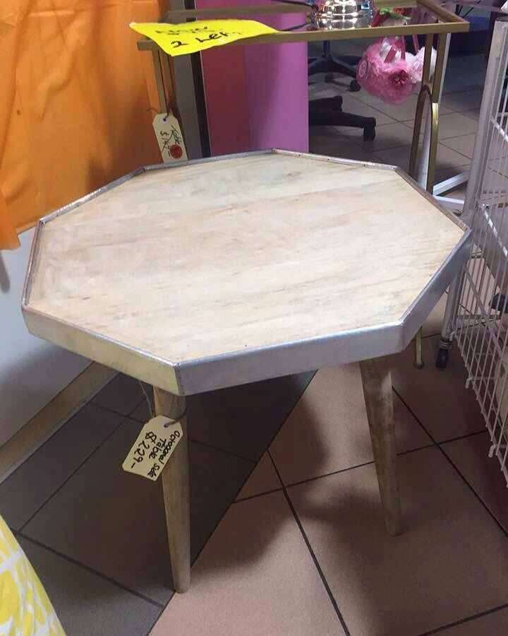 Hurry!!! Last chance to grab a bargain Hexagon table was $239 now $99