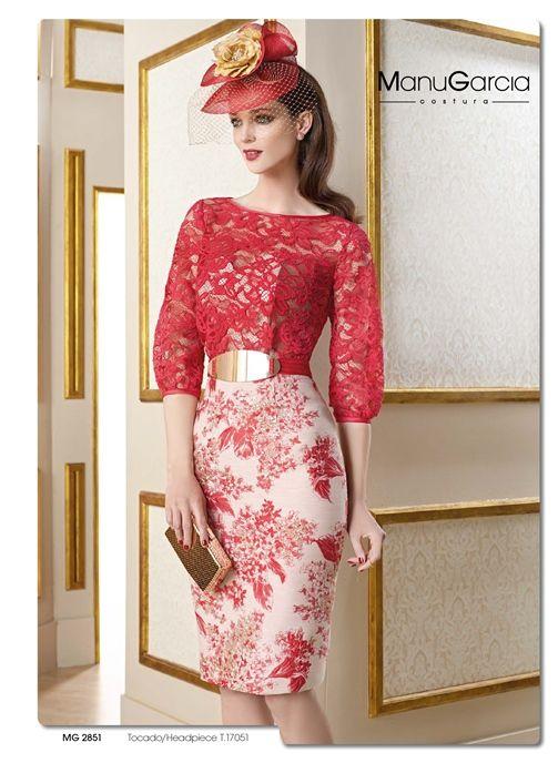 101 best vestidos fiesta images on Pinterest | Evening gowns, Party ...