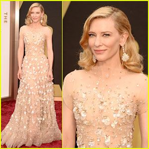 Oscars 2014 - Cate Blanchett
