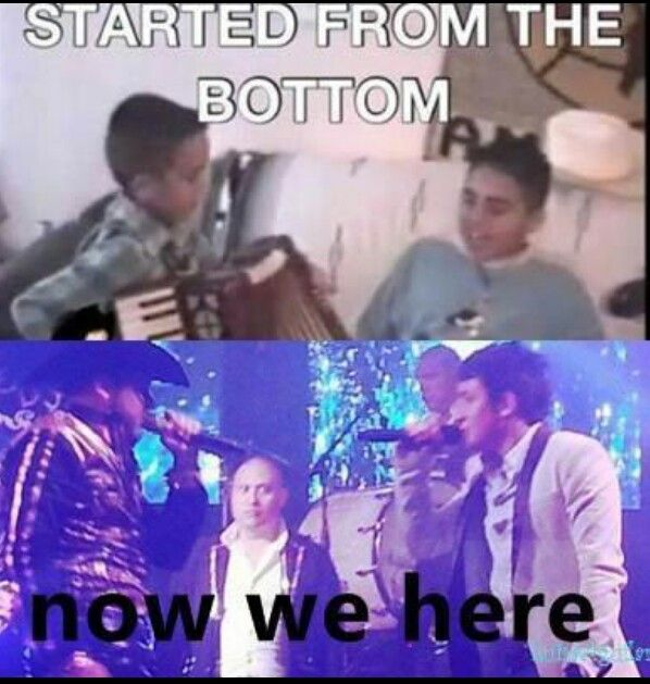 Started from the bottom now we here. Kevin Ortiz & Gerardo Ortiz