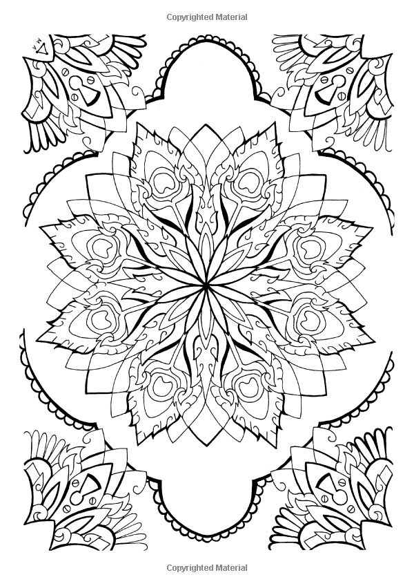 Mandala Market Gardens The Layout: 1000+ Images About Coloring Pages On Pinterest