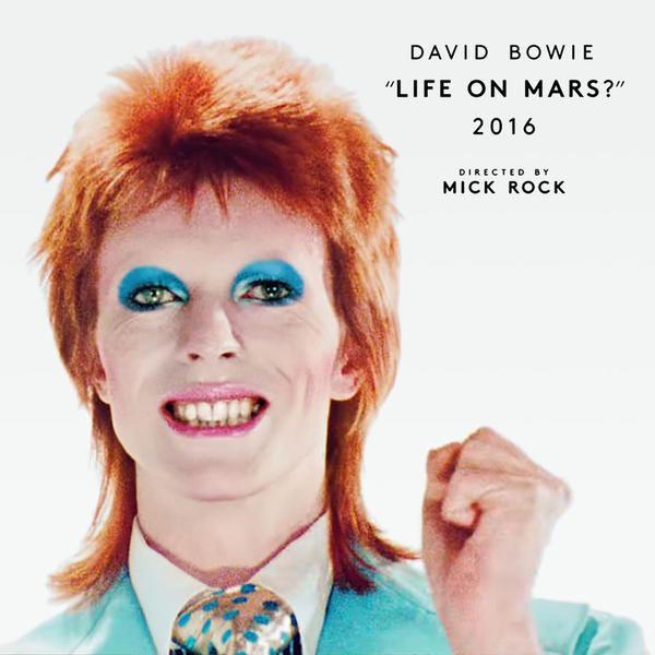 Life On Mars (2016) - David Bowie Latest News