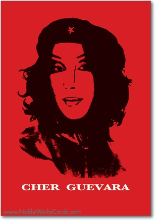 Happy Birthday. Now if we could just turn back time... http://www.nobleworkscards.com/0502-cher-guevara-funny-talk-bubbles-happy-birthday-card.html