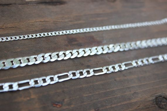 TRIPLE THREAT BRACELET Package Three Silver by esmecollection