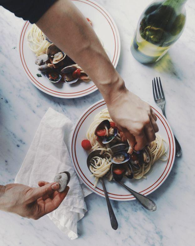 Behind the Scenes| William Sonoma Recipe Book | via @Eva Kolenko instagram