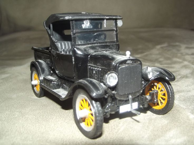 National motor museum mint ford model t 1925 collectible for Kia motors mission statement