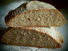 W poszukiwaniu SlowLife: Chleb hiszpański - Pan rustico w Styczniowej Piekarni