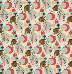 Charleston Farmhouse Bloomsbury Fabric - eclectic - upholstery fabric - Drygoods Design Online
