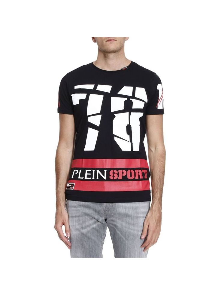 PHILIPP PLEIN T-Shirt T-Shirt Men Plein Sport. #philippplein #cloth #https: