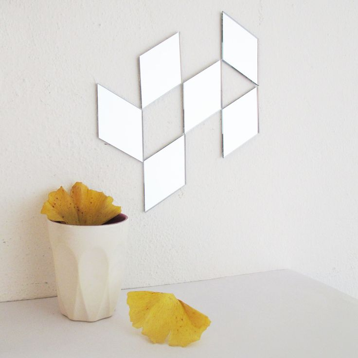BiCA-Good Morning Design  Opus tangram | adhesive acrylic mirrors