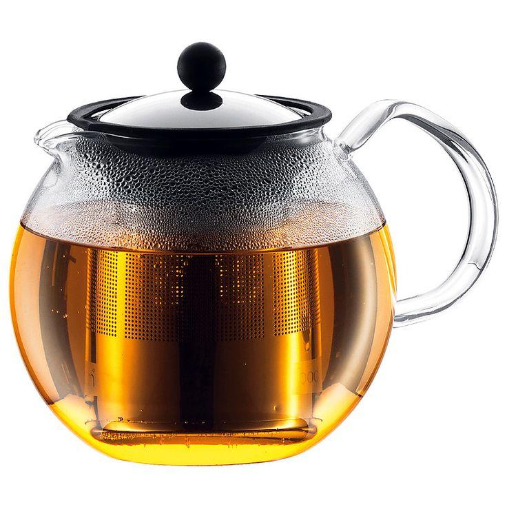 Teebereiter Assam 1,5l mit Metallsieb