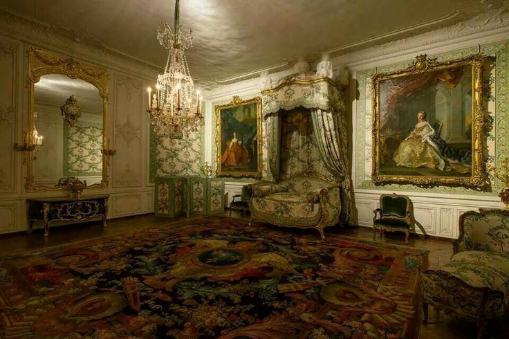 Interior de château