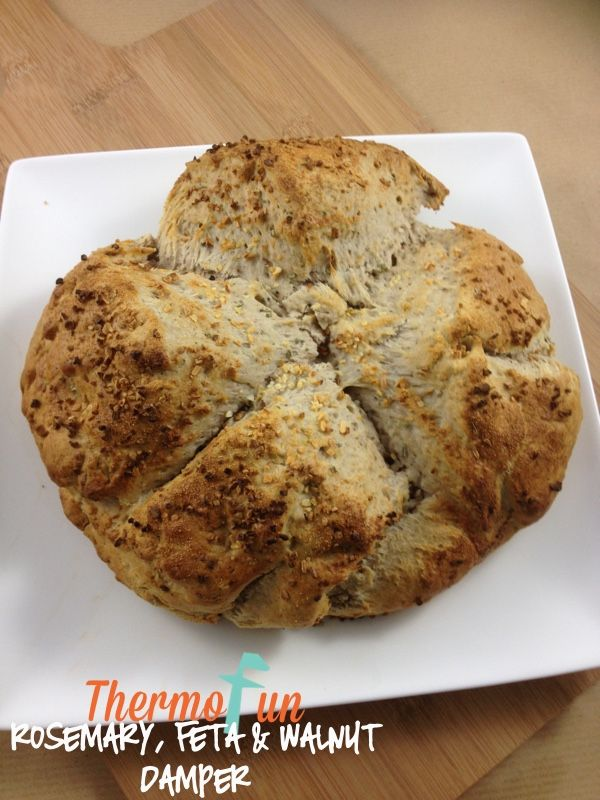 Happy Australia Day from Sydney! I couldn't let Australia Day go by without publishing my damper recipe. This damper is beautiful – what I really love about it is that it doesn't need time to rise so it can be whipped up very quickly in your thermomix! The options are endless with this …