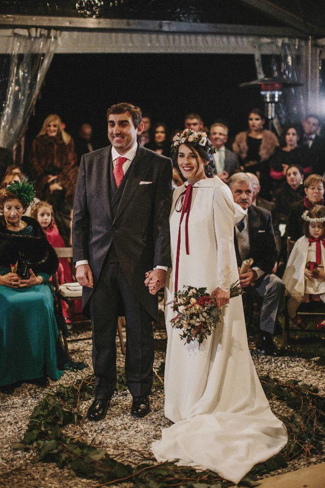 La boda celta de Ana y Roberto