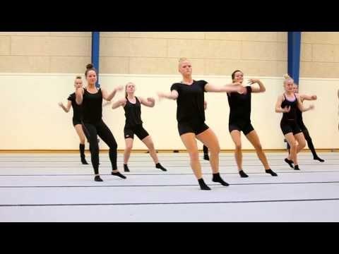 Damelandsholdet i TeamGym 2014 - EM promo-video. - YouTube
