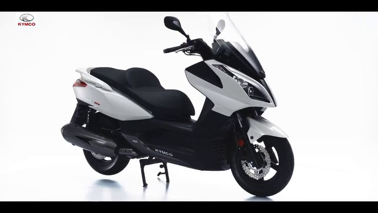 2017 New Kymco NIKITA 200 Promotional Video