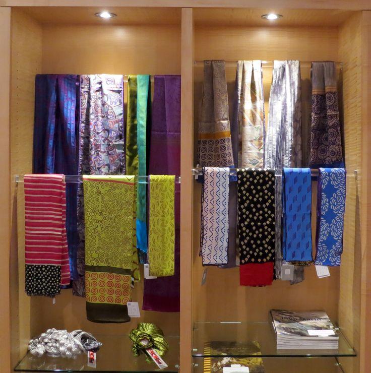 Spring scarves | $30-$100 each