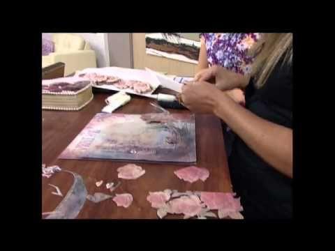 Mulher.com 01/05/2013 Susan Mason - Sacrap 3D Parte 1