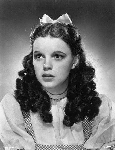Garland brought her singing and acting skills together as Dorothy in 1939's forever-beloved film version of The Wizard of Oz.