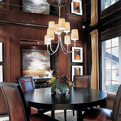 candice olson dining room | 17 Best images about Candice Olson Glam on Pinterest ...