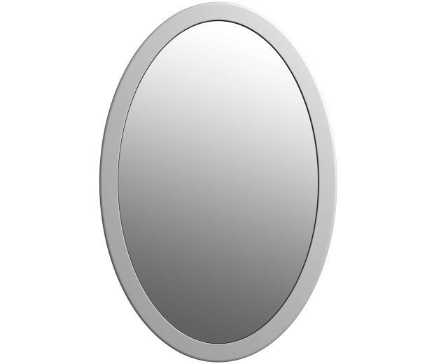 580mm Oval Mirror