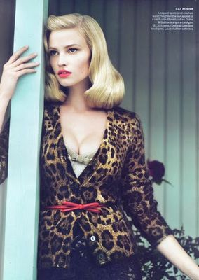 Fashion's Most Wanted: Loving leopard print?