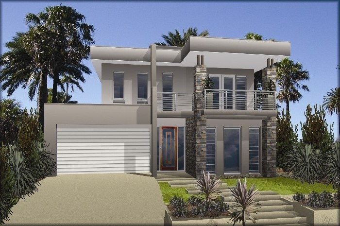 Masterton home designs villina vogue lhs facade visit for Masterton home designs