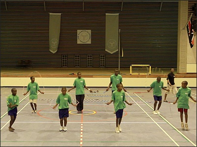 Double Dutch Instructions Jump Rope Competition Video