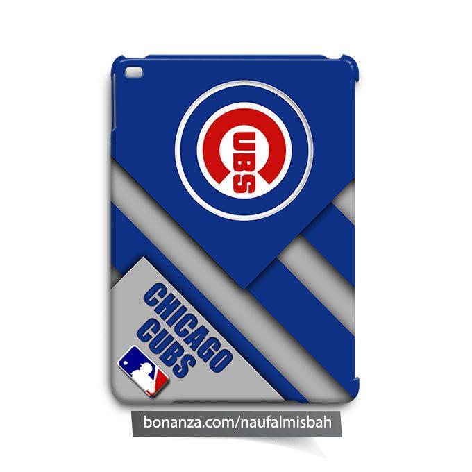 Chicago Cubs Cool iPad Air Mini 2 3 4 Case Cover