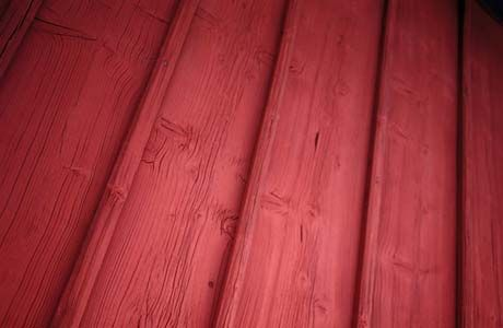 Falu Red (named for the city of Falun in Sweden).