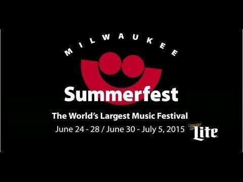 Milwaukee's Summerfest Announces 2015 Festival Lineup | Classics Du Jour
