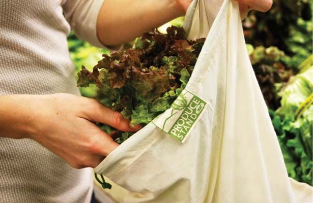 1. Produce and bulk food bags (I'm going to make (sew) my own!! ; ): Bulking Food, Bags Reusable, Food Bags, Reusable Produce, Buying Reusable, 10 Reusable, Produce Bags, Reusable Earth911 Com, Reusable Products