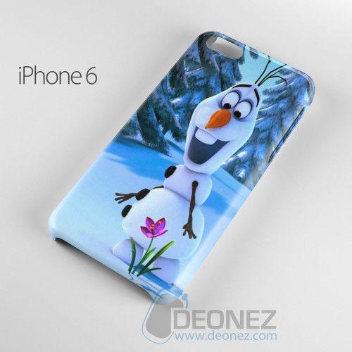 Frozen police Olaf