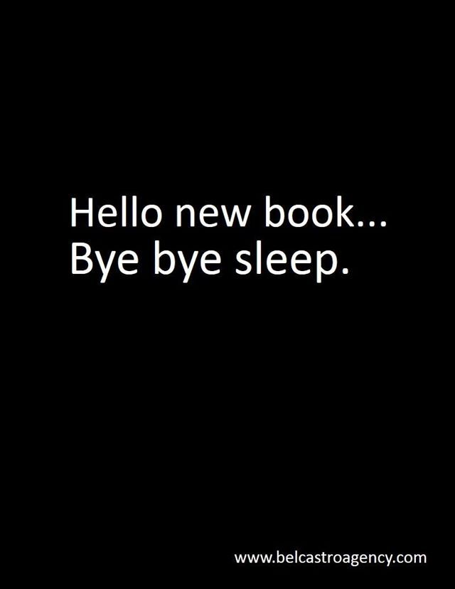 Bye bye sleep... #HarlequinBooks #FortheLoveofBooks