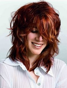 Choppy Hairstyles For Long Hair With Bangs