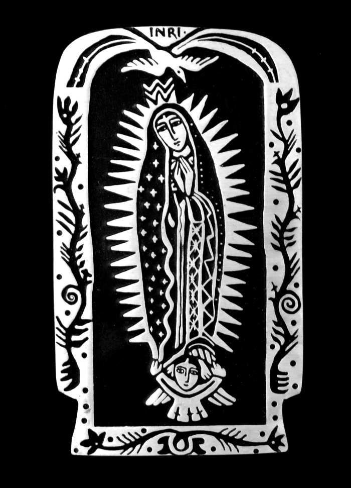 Retablos and other amazing jewelry by artist Alice Warder Seeley, New Mexico.  So beautiful and affordable.