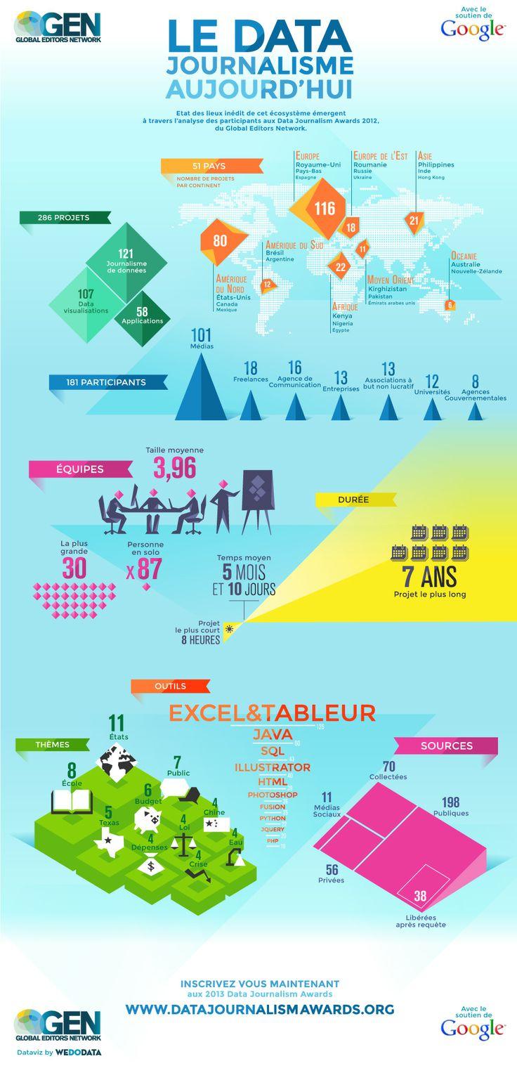 WHO RUNS DATAVIZ ? A visualisation by WedoData