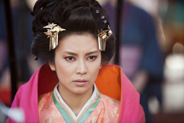 Ko Shibasaki looking beautiful in Penny Rose wardrobe ...