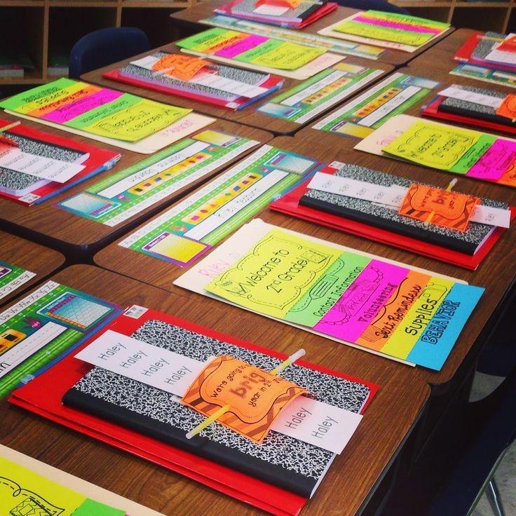 School and the City blog: Open House (Meet the Teacher Night)