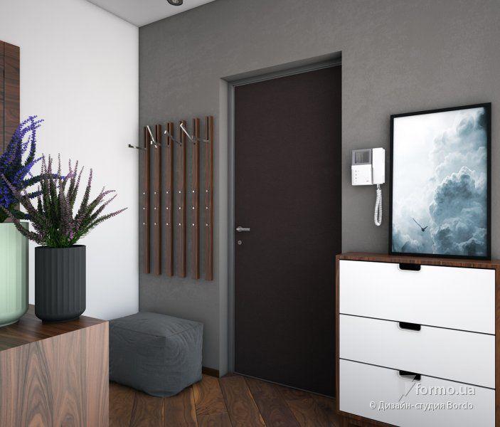 Квартира номер 88, Дизайн-студия Bordo, Холл/Коридор, Дизайн интерьеров Formo.ua