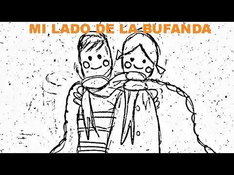 Cuento Infantil ''Mi lado de la bufanda'' - Una metáfora sobre el valor de la amistad verdadera - YouTube