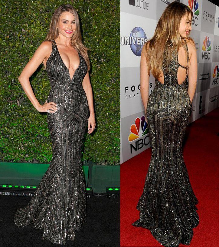 Sofie Vegera - she looks amazing in this dress!