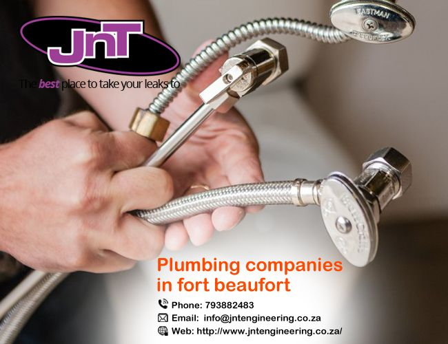 JNT are expert business and professional providers of plumbing #services in @FortBeaufort who provide high quality pipes installation and maintenance work. http://bit.ly/2hMUWkb