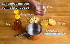 Contre la Grippe : La Recette Miraculeuse du Grog au Gingembre et Citron.