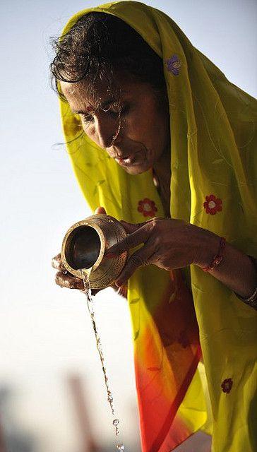 Kumbha Amrita, the pot of nectar