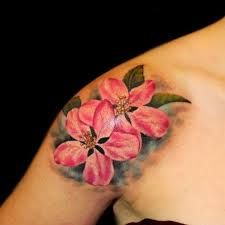 apple blossom tattoos - Google Search